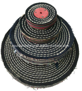 Cotton Buffing Wheel for Metal Polishing pictures & photos