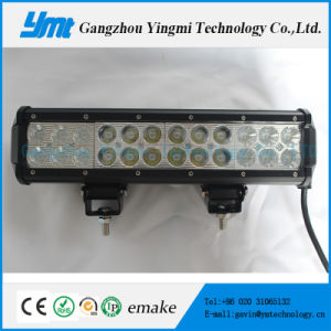 4X4 LED Lightbar 72W Offroad CREE LED Light Bars for Auto Accessory pictures & photos