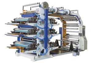 Six-Colour Flexible Printing Machine (YT6600/6800/61000) pictures & photos