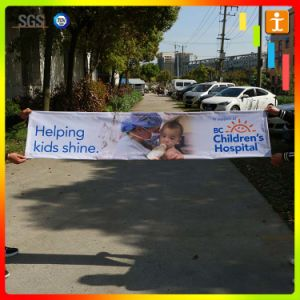 Street Advertising Promotion Vinyl Banner pictures & photos