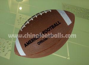 Rubber American Footballs