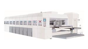 Computerized Flexo Printing Slotting Die Cutting Machine (K7)