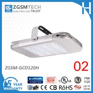 120W LED High Bay Light with Motion Sensor IP66 pictures & photos
