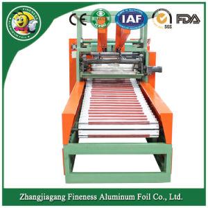 Aluminium Foil Cutting Machine Hafa-850 pictures & photos