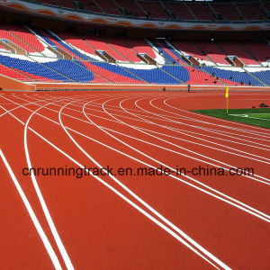 Cn-S03 Full Pur Spu Runway Flooring with Iaaf Certificate pictures & photos
