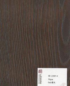 Decor Paper for Furniture Oak (HB-J1097-6)