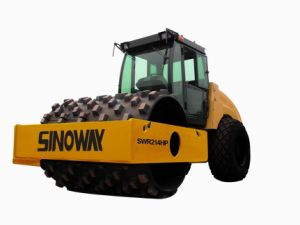 Sinoway Soil Compactor with Pad-Foot pictures & photos