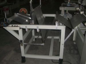 Hanger Shape Bag Making Machine pictures & photos