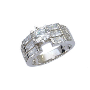 925 Silver Jewelry Ring (210752) Weight 6.8g