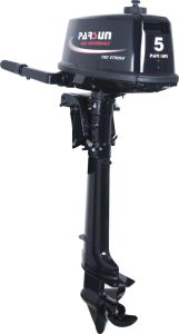 Two Stroke 5HP Outboard Motor pictures & photos