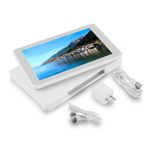 """Capacitive 9"""" Screen White Portable WiFi Computer for Internet Buying pictures & photos"""