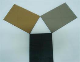 Tinted Sheet Glass (YRG-F042)