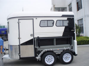 2 Horse Trailer Straight Load GW-2HSL pictures & photos