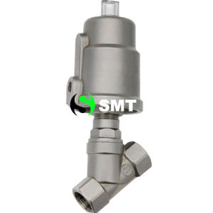 Stainless Steel Angle Seat Valve pictures & photos