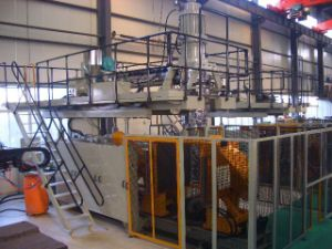 Blow Molding Machine (STBM-A120L)