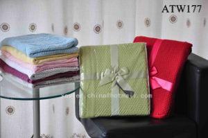 Cotton Throw/ Blanket (ATW177)