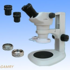 High Quality Stereo Zoom Microscope (JYC0850-BSR) pictures & photos