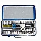 "40PCS 3/8"" & 1/4""Dr. Socket Wrench Set"