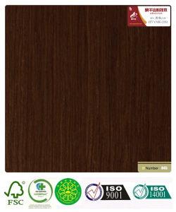 Black Oak Veneer (21S) with Fsc Certification