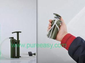 Soldier Water Filter of Outdoor Water Filter (PF111)