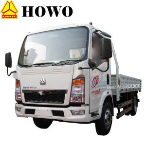 HOWO Light Truck Diesel 4t Cargo Truck pictures & photos