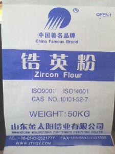 Zircon Flour 64%-65%
