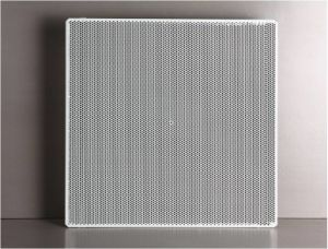 T-Bar Steel Perforated Supply Diffuser with R6 Insulation pictures & photos