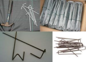 Heavy Duty Tent Pegs pictures & photos