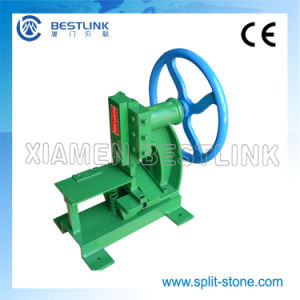 Stripe Ledgestone Chopping Machine for Making Mosaic pictures & photos