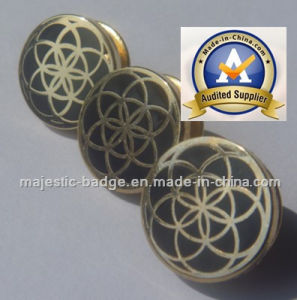 Customized Antique Bronze Plating Mini-Pin (MJ-PIN-002) pictures & photos