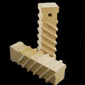 High Alumina Anchor Bricks pictures & photos
