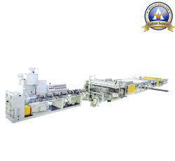 Plastic Hollow Grid Board Making Machine (SJ-150X30) pictures & photos
