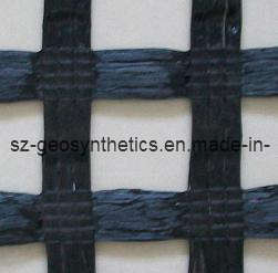 Warp Knitted Polyester Geogrid 800/800 KN/M (GPA800X800)