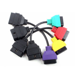for FIAT ECU Scan Adaptors OBD Diagnostic Cable pictures & photos