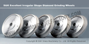 Diamond Wheels for Glass Machine pictures & photos