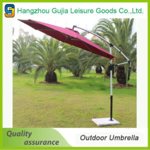 New 3m Outdoor Garden Patio Crank Tilt Beach Umbrella