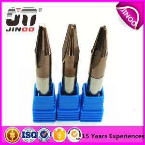 Factory High Performance Thread Taper End Mill for Titanium Alloy pictures & photos