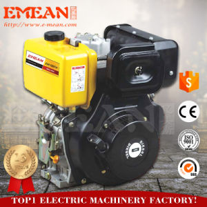 Match Generator Air-Cooled Gasoline Half Engine 6.5HP Gx200 pictures & photos