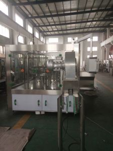 Cgf24-24-8 Monoblock Pet Bottle Juice Filling Machine pictures & photos