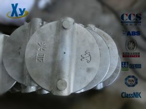DIN Marine Lug Type Butterfly Valve (Hand Wheel / Worm) pictures & photos