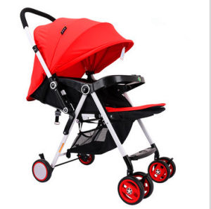 New Folded Baby Pram Baby Carriage  Baby Stroller pictures & photos