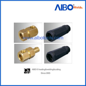 Thailand Type Good Quality Welding Cable Connector (3W1040) pictures & photos