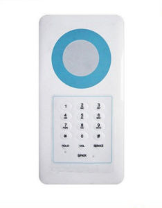 Portable Peal White Clean Room Phone / Cleanroom Telephone pictures & photos