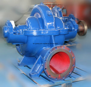 Ots Types Double-Suction Axial Split Volute Casing Drainage Centrifugal Pump pictures & photos