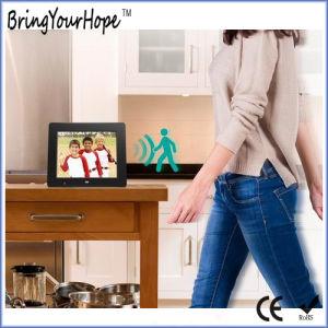 Lifestyle 8 Inch Motion Sensor Digital Photo Frame (XH-DPF-080I) pictures & photos