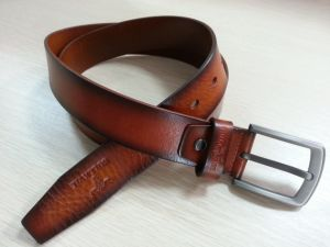 Full Grain Leather Formal Man Belt (SR-DL1344) pictures & photos
