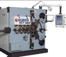 Kcmco-Kct-680 8mm 6 Axis Big Wire Size High Speed Compression Spring Coiling Machine Machine pictures & photos