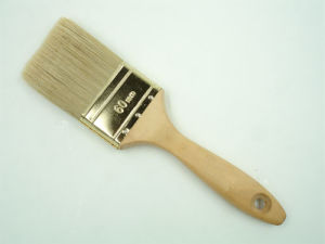 Top Quality White Bristle Paint Brush pictures & photos