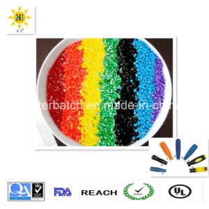Color Masterbatch for TPE TPR TPU pictures & photos