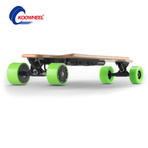 Mixed Colors Maple Deck Koowheel Electric Stakteboard Deck D3m pictures & photos